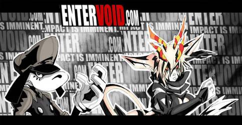 VOID: Sketch Banner by endshark