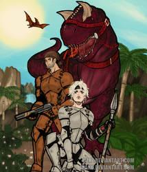 ARK: Survival Evolved by jhaku