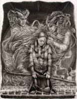 Caricia by Ilustralia