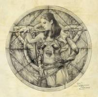 Celtica by Ilustralia