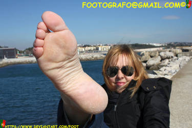 Can A Foot Be Perfect? by Footografo