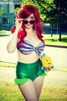 Hipster Ariel by MimiReaves