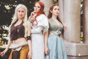 Women of Westeros by MimiReaves