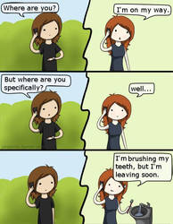 Comic by PirateLila