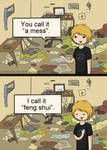 Feng Shui by PirateLila