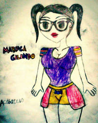 Maruca Galindo by ClaireHSS96