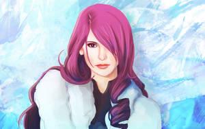 Persona, Mitsuru by SianEatsCookies