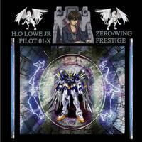 Gundam Prestiege 0-1 by Windwraith