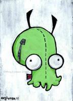 Girctopus by MegLyman