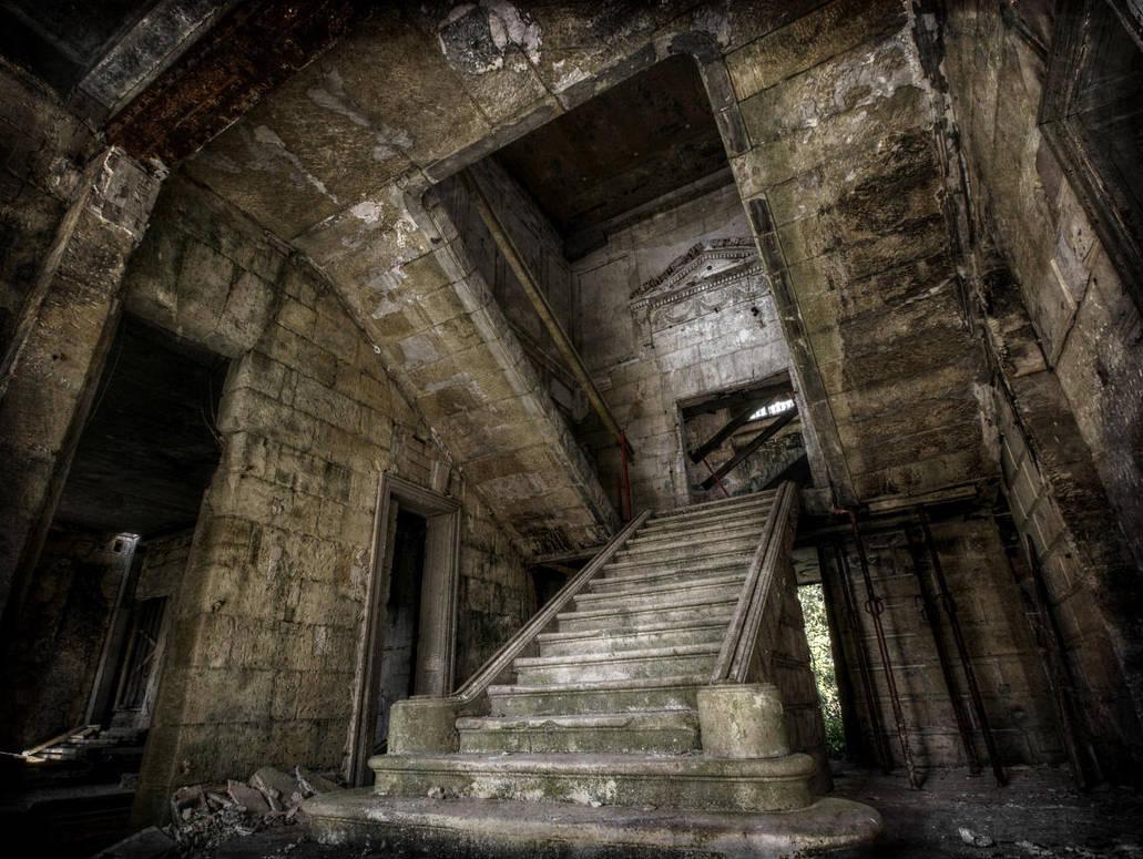 Entrance Hall by fibreciment