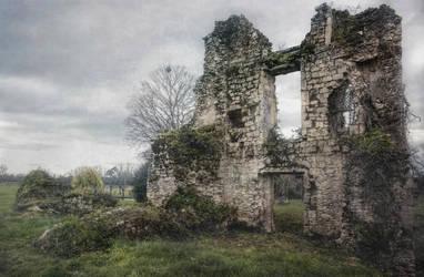 Ruins by fibreciment