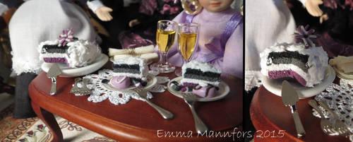 Mini ace cake by Pilvi91