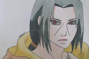 Itachi Uchiha by Anime-With-Jackson