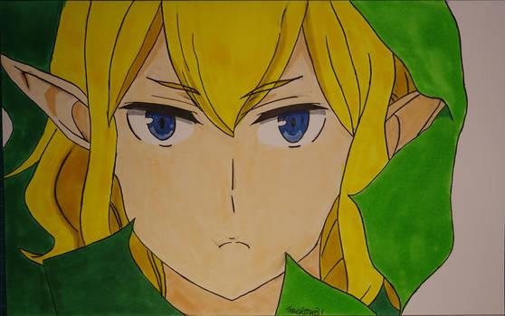 Ryuu Lyon - Speed Drawing by Anime-With-Jackson