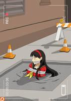 Yukiko Amagi in Cement 03 by A-020