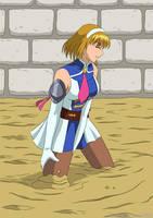 Cassandra Quicksand Chamber 02 by A-020