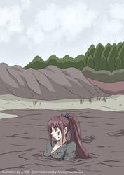 School Girl Quicksand 03 by A-020