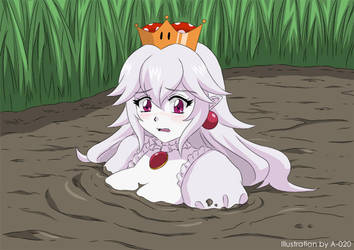 Booette in Quicksand by A-020