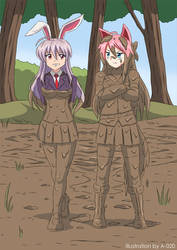 Reisen and Shina in Quicksand 06 by A-020