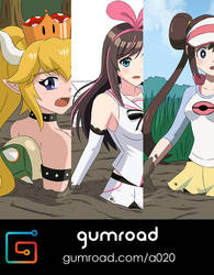 Gumroad by A-020