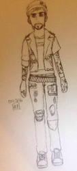 Mungo punk by soulairis69