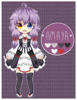 { CE } Myuto Amaya by Alpiku