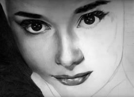 Audrey WIP3 by carlotta-guidicelli