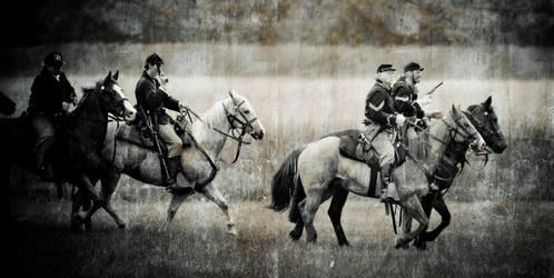 Civil War Days by ladynightseduction