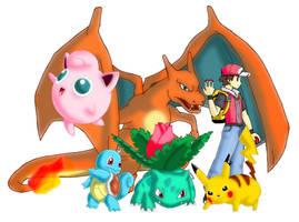 Pokemon by BenSmith128