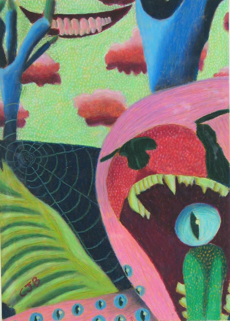 Hallucinations by cjbrinin