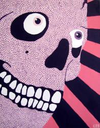 Skull by cjbrinin