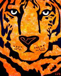Tiger by cjbrinin