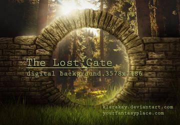 The Lost Gate by KlaraKay