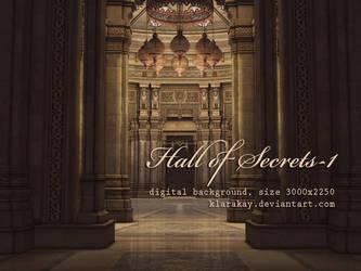 Hall of Secrets-1 by KlaraKay