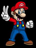 Mario by eKarasz