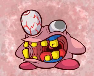 Cute Kirby by eKarasz