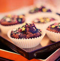Muffins little box by MarieMagenta