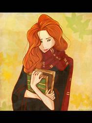 Girl by MashaCh