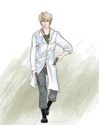 Dr Parish by MashaCh