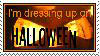 Halloween Stamp by PainedRose