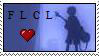 FLCL Stamp by PainedRose