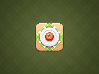 Restaurant iOS by kyo-tux