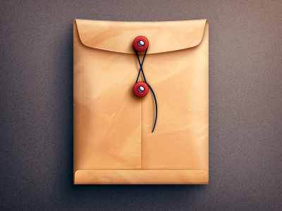 Manila Envelope by kyo-tux