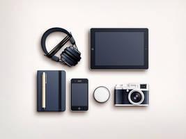 Designer Gadgets by kyo-tux