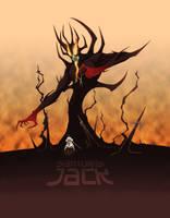 A Samurai named Jack by FXNart