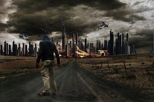 Crossroads by DavidDarkheartKing