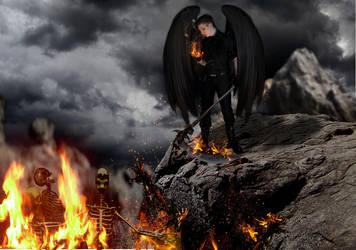 Pits of Hell by DavidDarkheartKing