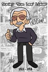 Stan Lee by Zal001