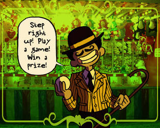 Join the Carnival! - Game Vendor by Zal001