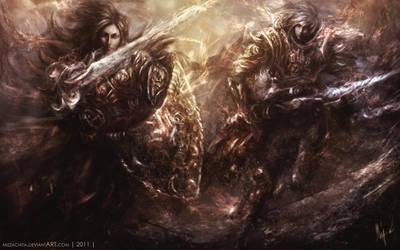 re-done : into the battle by mizzachita